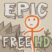 Draw a Stickman: EPIC HD Free for iPad