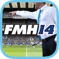 Football Manager Handheld 2014 +data for Android