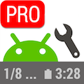 Status Bar Mini PRO for Android