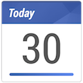 Today Calendar Pro for Android