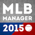 MLB Manager 2015 for Android