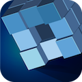 Grey Cubes: 3D Brick Breaker for Android