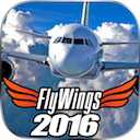 Flight Simulator X 2016 Air HD for Android