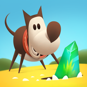 Diggy Dog - adventure time for Android