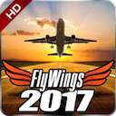 Flight Simulator FlyWings 2017 for Android