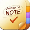 Awesome Note for iPhone