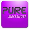 Pure messenger widget for Android