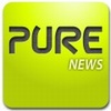 Pure news widget (scrollable) for Android