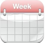 Week Calendar for iPhone