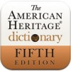 American Heritage? Dictionary ― 5t