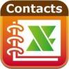 Contacts<->Excel for iPhone/iPad
