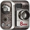 8mm Vintage Camera for iPhone