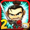 Samurai vs Zombies Defense 2 for iPhone/iPad